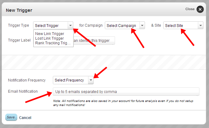 select trigger_ok