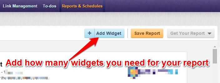 add new widget