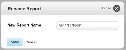 rename report
